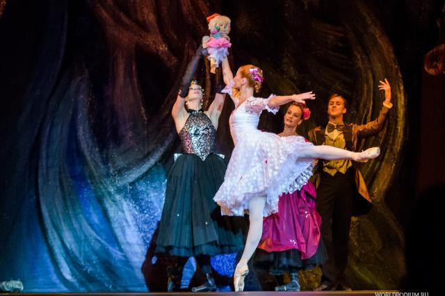 VI Международный фестиваль балета в Кремле. Жизель