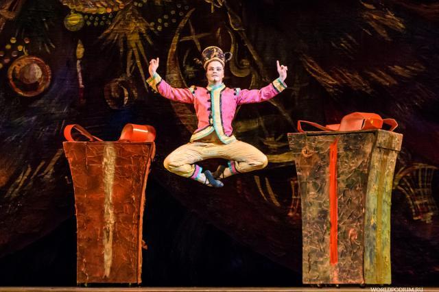 VI Международный фестиваль балета в Кремле. Щелкунчик - 24 сентября 2017