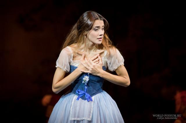 VI Международный фестиваль балета в Кремле. Жизель - 24 сентября 2017