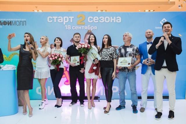 Виктория Боня подарила автомобили победителям нового реалити-шоу
