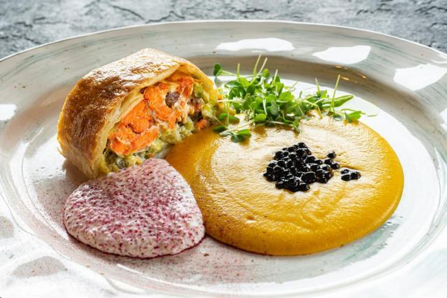 Гастрономический ужин от Павла Заварзина в ресторане «Вино и гады»