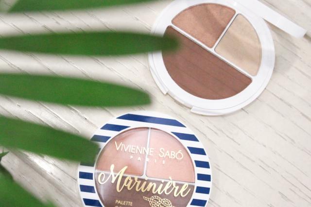Естественный макияж, светящаяся кожа от Vivienne Sabo