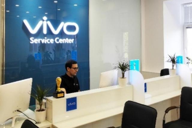 Vivo открывает первый многофункциональный сервисный центр в России