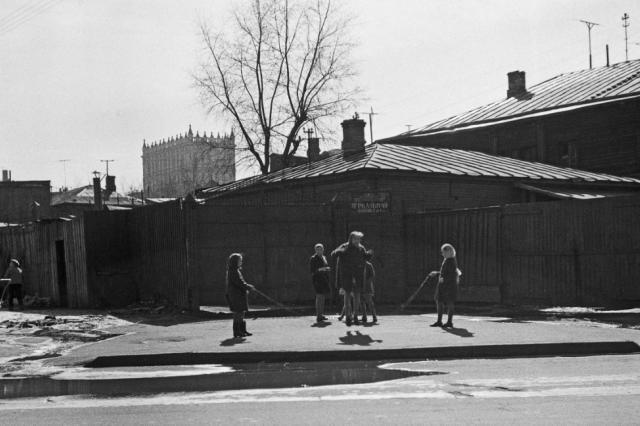 Выставка «Душа московских улиц» в Центре фотографии Братьев Люмьер
