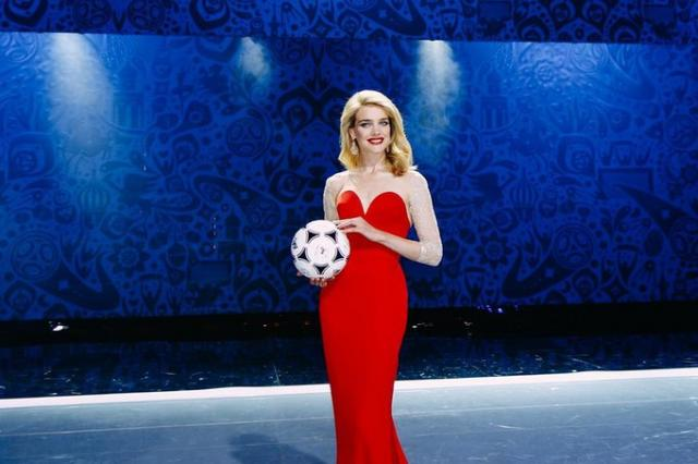 Наталья Водянова будет послом чемпионата мира по футболу от Нижнего Новгорода