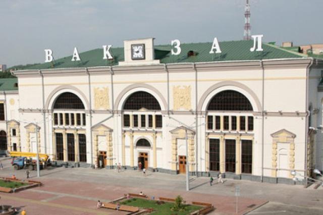 Фестивальный поезд Минск-Витебск