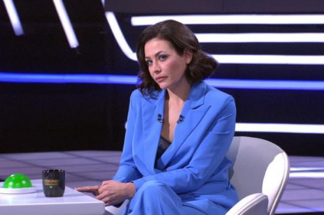 Актриса Екатерина Волкова в программе «Секрет на миллион» на НТВ