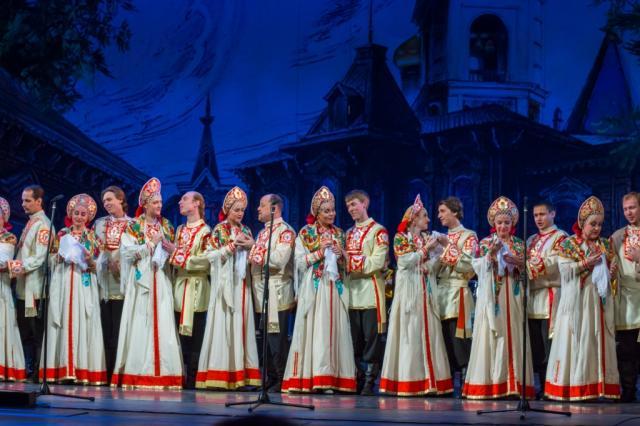 В рамках «Больших гастролей» Волжский хор отправится в турне по регионам России