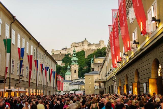 На Петербургском культурном форуме представили программу Зальцбургского фестиваля 2020 года