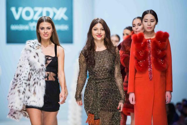 Бренд VOZDYH представил дебютную коллекцию одежды