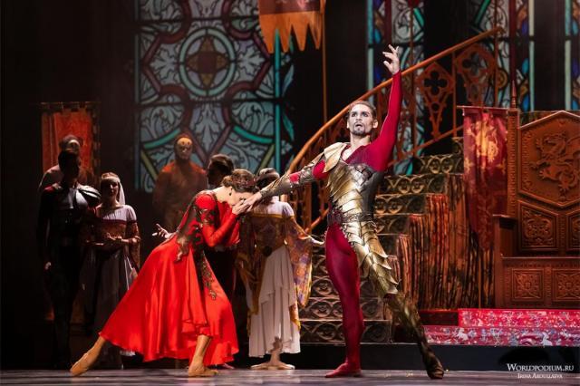 Премьера на сцене Кремлёвского Дворца! Балет «Дракула. Начало»
