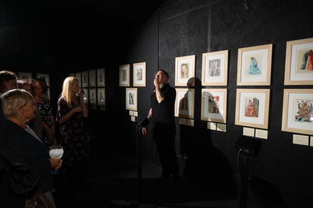 Выставка «Божественная комедия Сальвадора Дали»