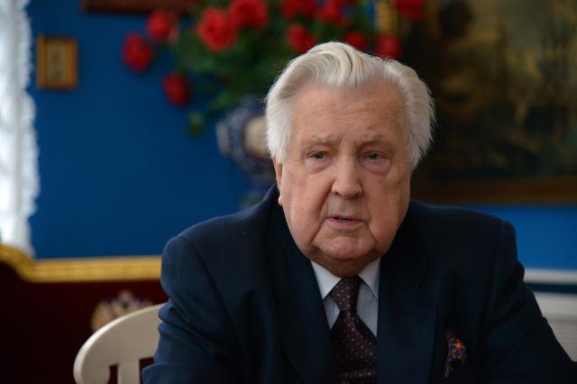 Выставка картин Ильи Глазунова