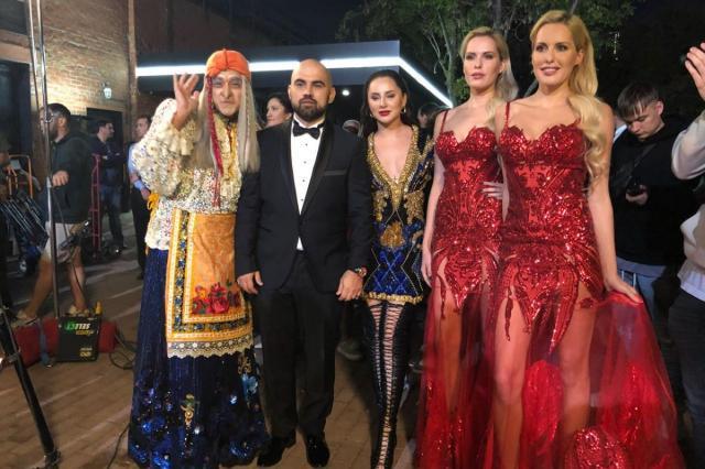Александр Ревва и Баба Яга снялись в фильме «Бабушка легкого поведения 2. Престарелые Мстители»