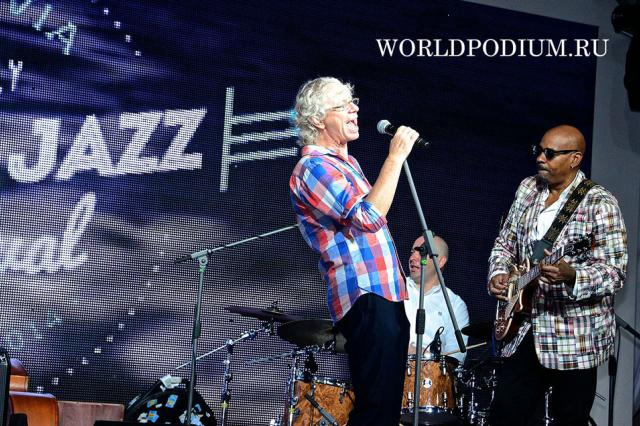 Аркадий Укупник о World Jazz Festival 2014