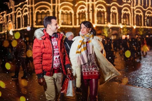 Чем заняться зимой в Москве?