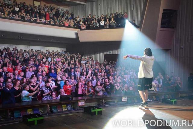 Концерт по-братски в Братске