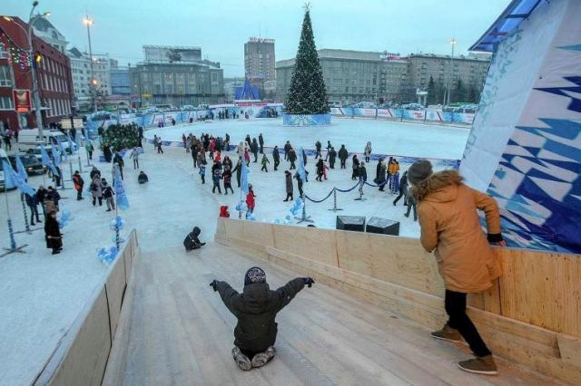 III Новогодний фестиваль Александра Ковтунца  «Ледовая Москва»