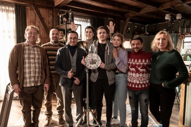 Продолжение «Громкой связи»: в Москве стартовали съёмки фильма «Обратная связь»