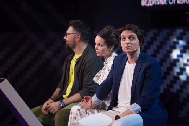 Алексей Чумаков довел до слёз участницу шоу «Я вижу твой голос»
