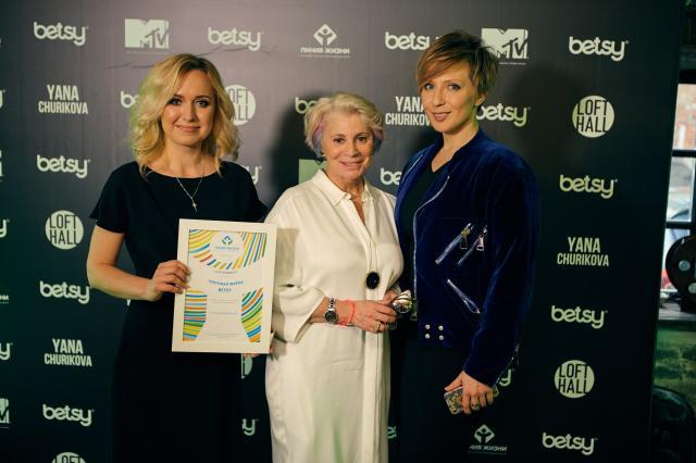 Старт продаж весенне-летней коллекции «YANA CHURIKOVA & MTV FOR BETSY»