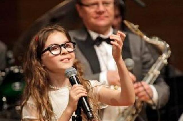 Дорогу молодым! Ярослава Симонова на World Jazz Festival-2016!