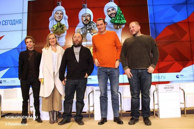 «Ёлки» возвращаются! Съёмки новогодней комедии начались в регионах