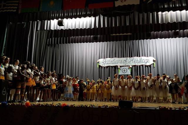 В ЮАР прошел фестиваль народных танцев с участием представителей бывшего СССР