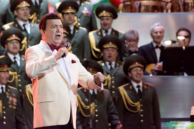 Юбилейный концерт Иосифа Кобзона: «Я песне отдал всё сполна!»
