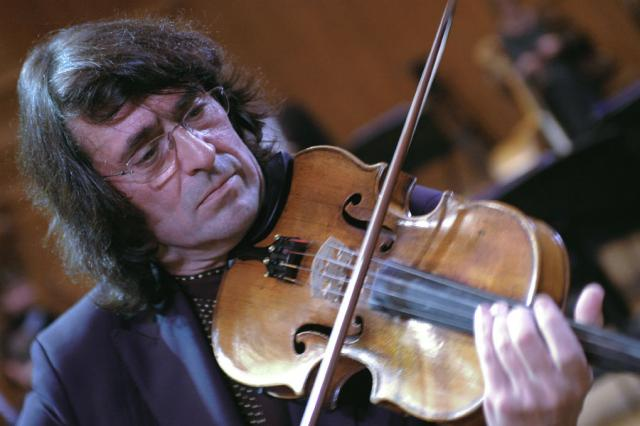 """Башмет и """"Солисты Москвы"""" исполнили концерт на старинных инструментах"""