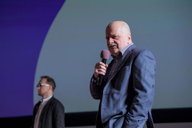 В рамках ММКФ состоялся премьерный показ драмы Александра Миндадзе «Паркет»
