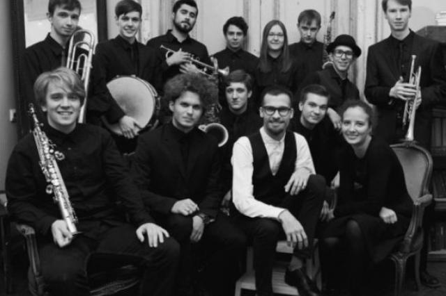 Mussorgsky Jazz Orchestra/Санкт-Петербург в Клубе Игоря Бутмана