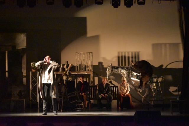 Забайкальский краевой драматический театр приглашен на международный фестиваль Достоевского