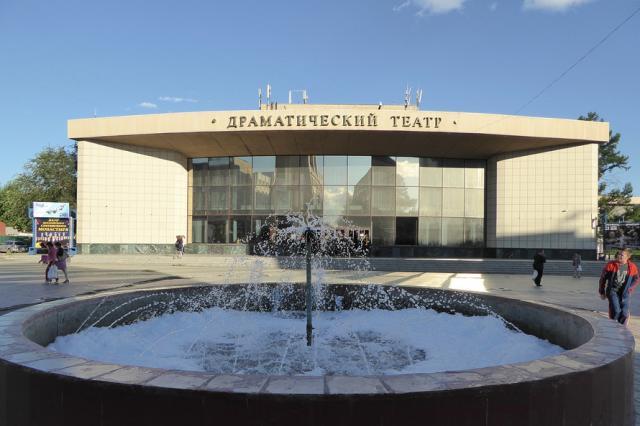 Забайкальский краевой драматический театр открыл новый сезон