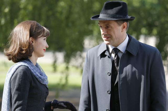 «Оптимисты»: Вдовиченков и Брик играют пару в новом сериале