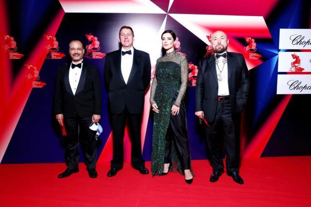 Церемония открытия 42-го Московского Международного кинофестиваля