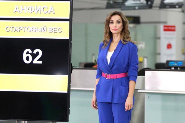 Анфиса Чехова заменит Юлию Ковальчук в шоу про похудение
