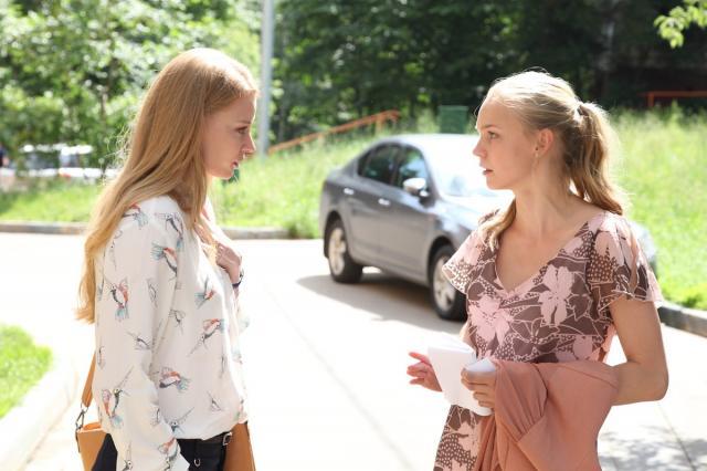 Ходченкова снимается в новом сериале НТВ «По ту сторону смерти»