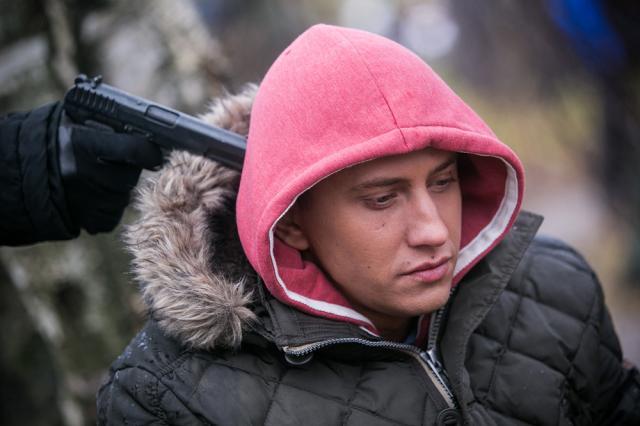 В новом сериале Павел Прилучный пустится в бега