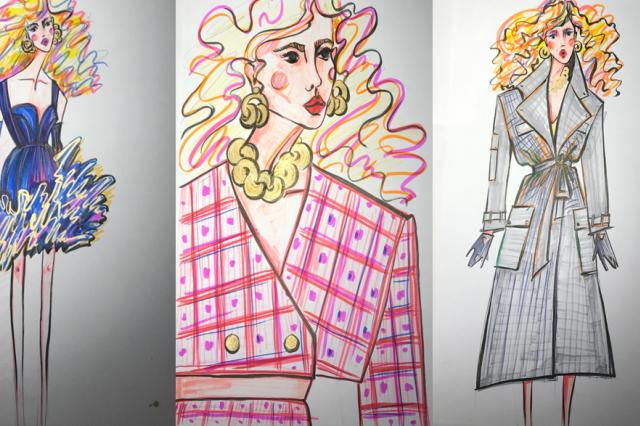 Летняя коллекция «Like a movie» от Оксаны Федоровой будет представлена на Mercedes-Benz Fashion Week!
