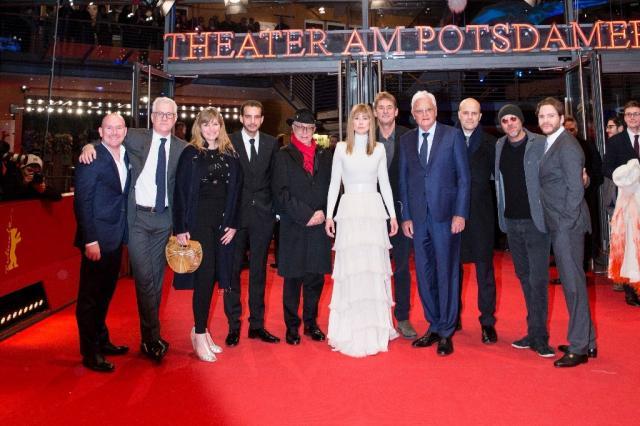 Мировая премьера триллера «Операция «Шаровая молния»» на Берлинском фестивале
