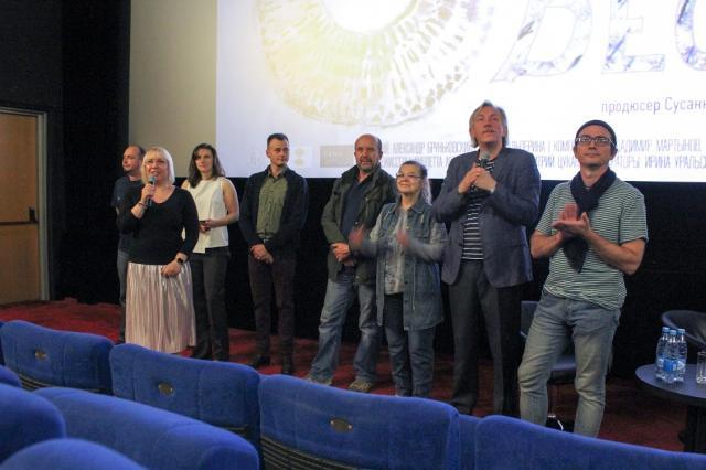 В Москве состоялась премьера фильма «Into_нация большой Одессы»
