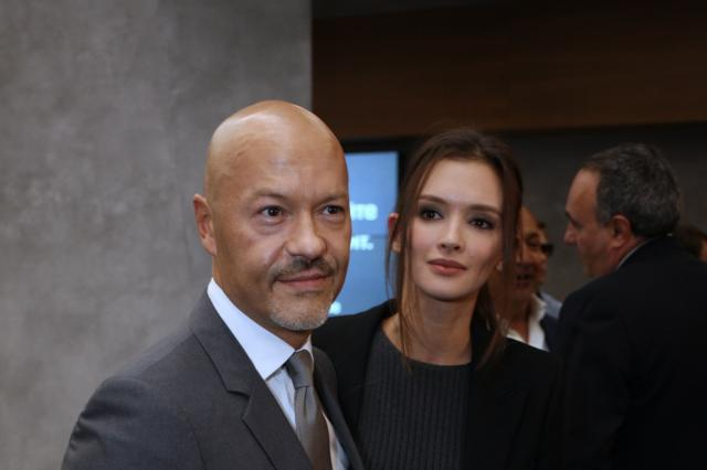 СМИ: Федор Бондарчук и Паулина Андреева поженились