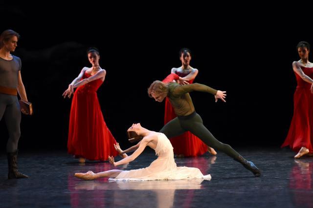 Светлана Захарова представит свою сольную программу Amore на Исторической сцене Большого театра