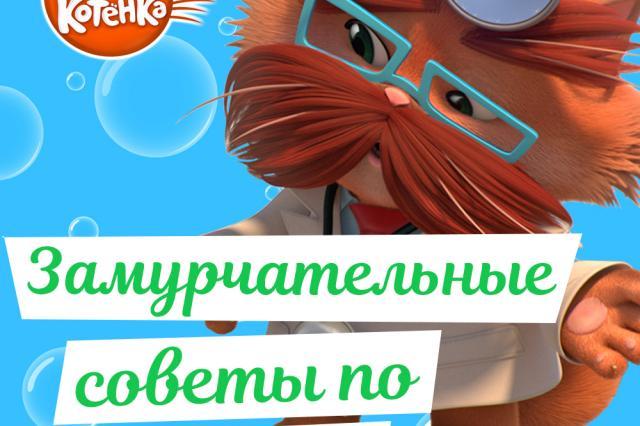 #оставайтесьдома вместе с пушистыми героями мультсериала «44 котёнка»