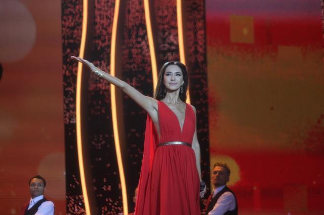 Певица Зара первой выступила на «Славянском базаре в Витебске- 2018»