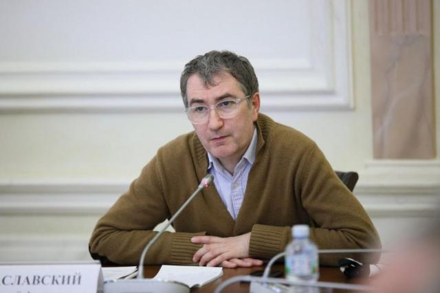 Григорию Заславскому присвоено звание «Заслуженный деятель искусств Российской Федерации»