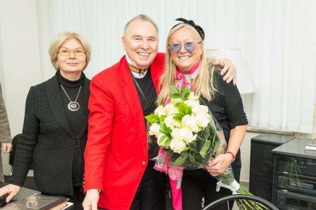 В Доме Моды Slava Zaitsev состоялось заседание Национальной Академии Индустрии Моды