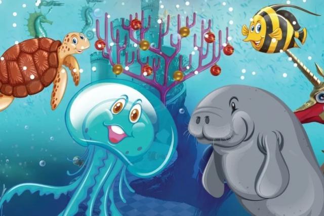 Елки со смыслом: Новогодние спектакли в Московском зоопарке