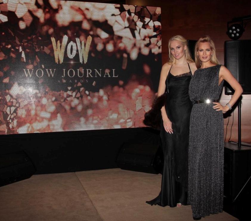 Олеся Кожина-Бословяк собрала лучших из лучших на премии «WOW AWARDS 2020»!